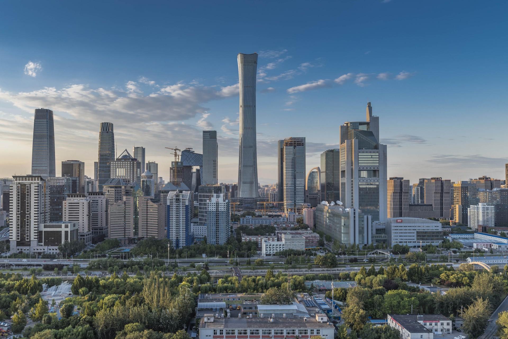 Il grattacielo del futuro sarà sostenibile e tridimensionale