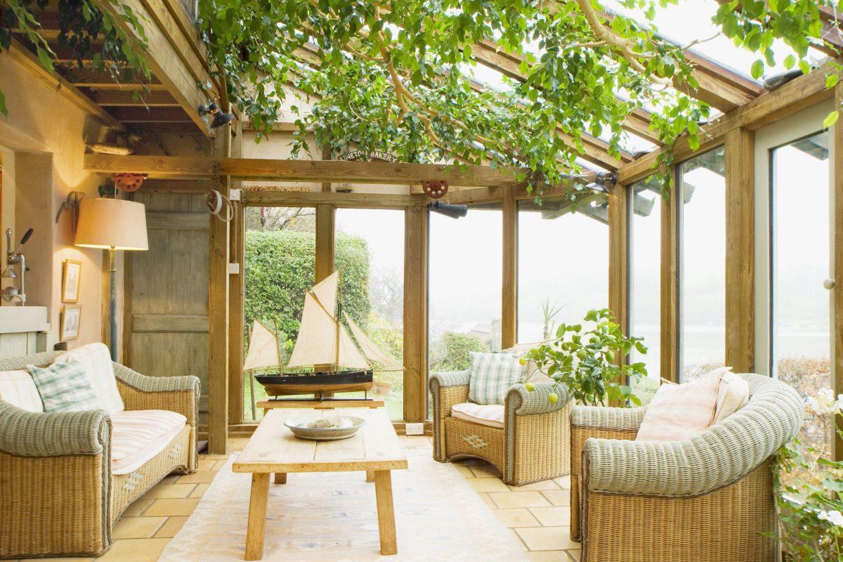 Come illuminare una veranda: idee e consigli