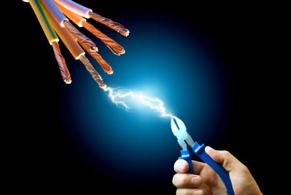 Come proteggersi scossa elettrica