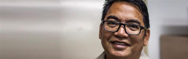 Manny Calonzo Premio Nobel per l'ambiente, sezione Isole e stati Insulari