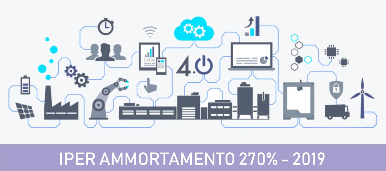 IPER AMMORTAMENTO 2019