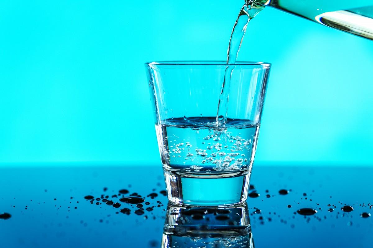 Come migliorare il sapore dell'acqua del rubinetto?