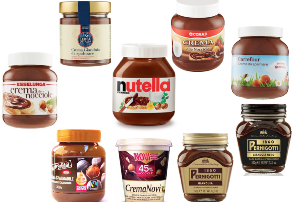 le 10 alternative bio alla Nutella