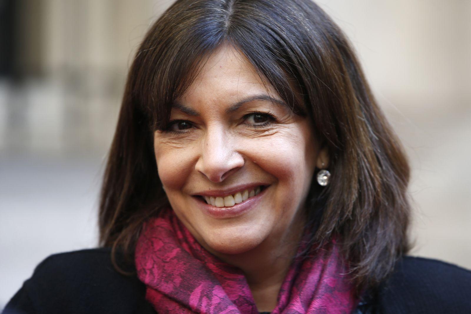 Anne Hidalgo è tra le 100 persone più influenti del pianeta