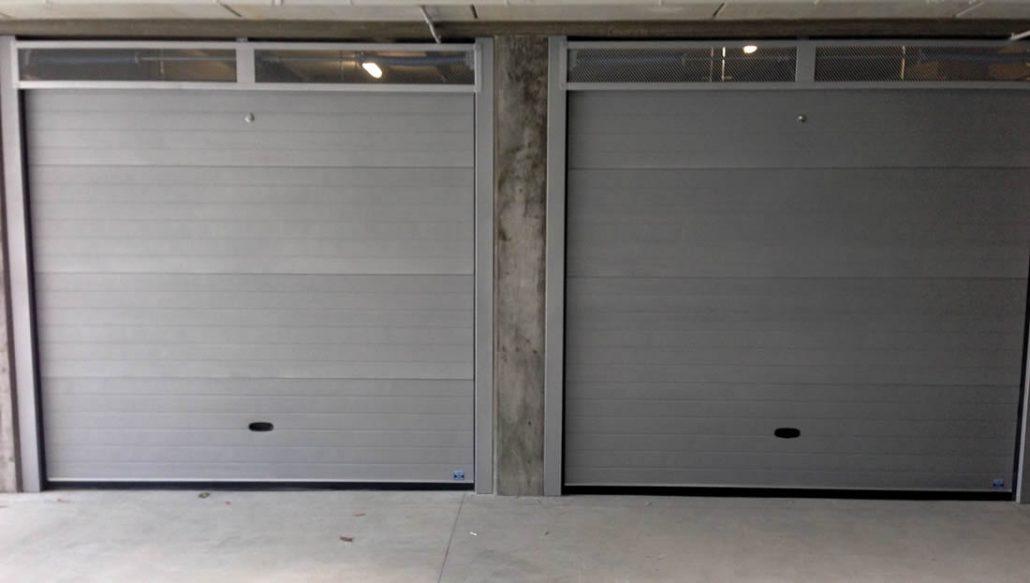 antifurto per garage