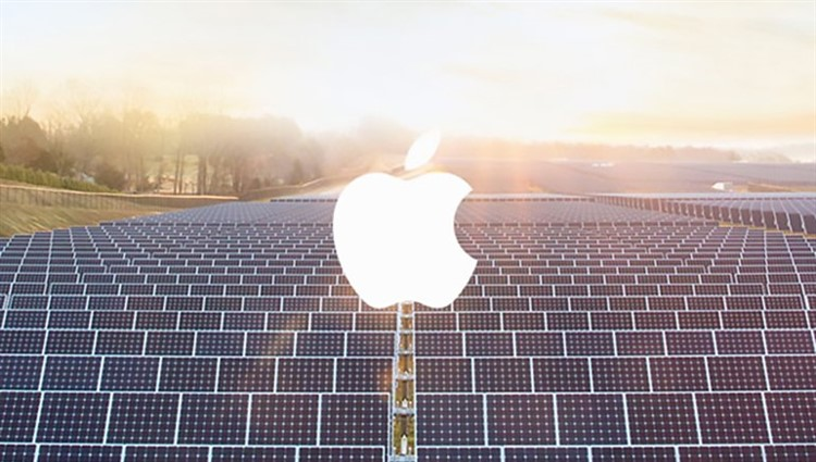 Apple energia rinnovabile