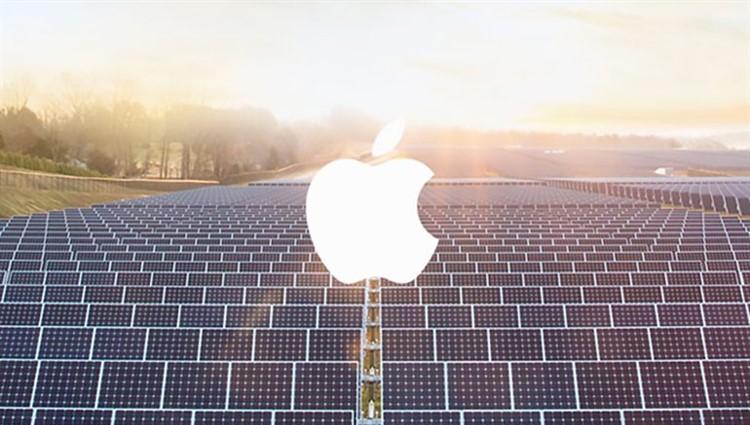 La Apple si alimenta al 100% con energia pulita e rinnovabile