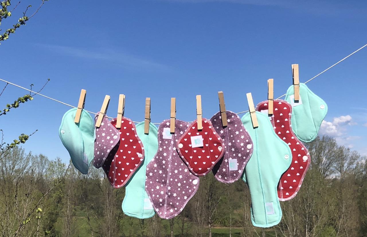 Assorbenti lavabili: la soluzione green per l'universo femminile