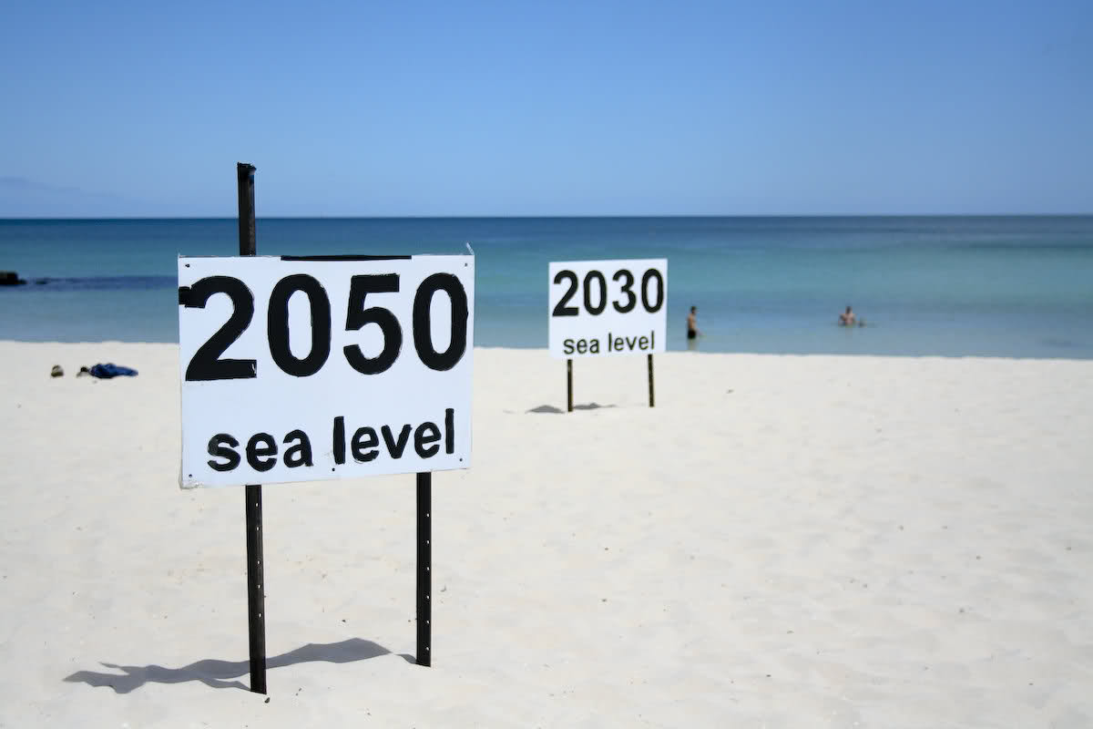 Aumento del livello del mare