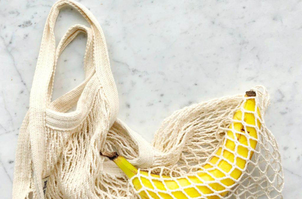 borse riutilizzabili per ridurre uso plastica
