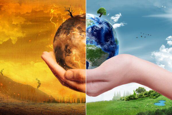blockchain per migliorare l'ambiente