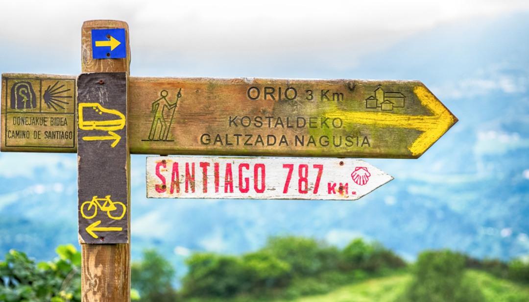 Il cammino di Santiago: Percorso, tappe, km ed info varie