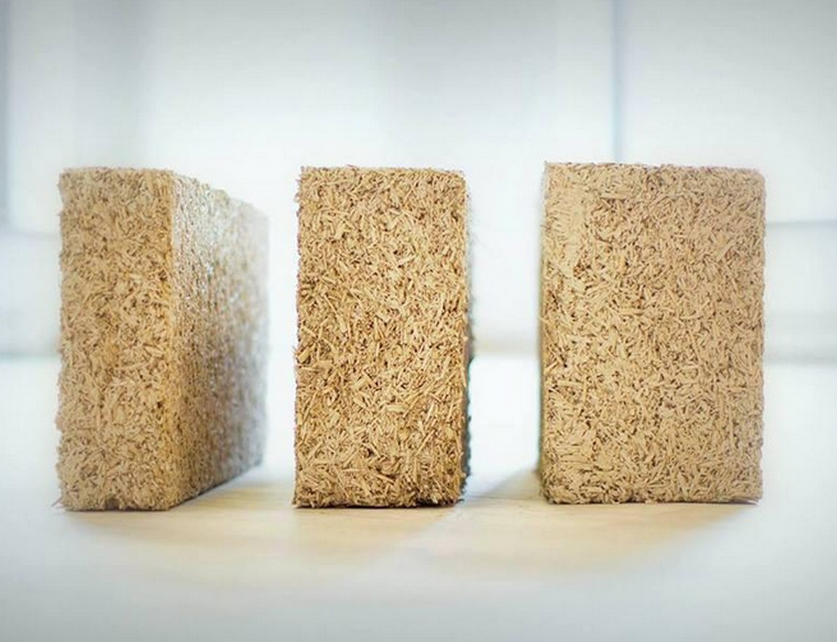 Conosci nuovi mattoni di Canapa?