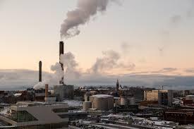 centrale carbone svezia