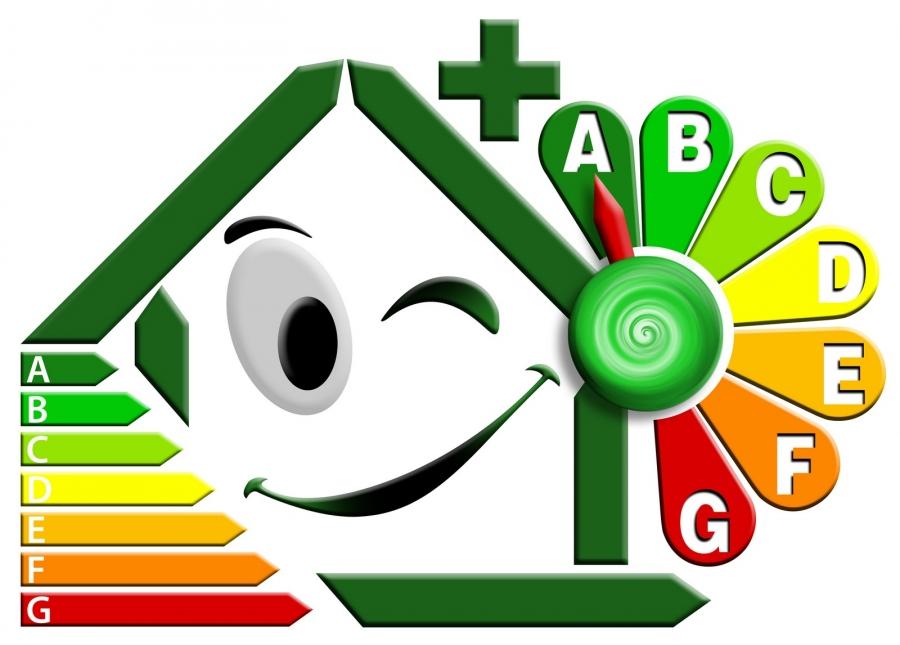 Classi Energetiche di edifici e case