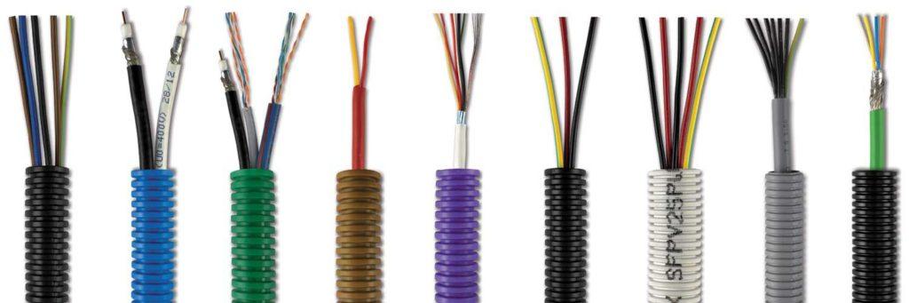 colori dei tubi elettrici