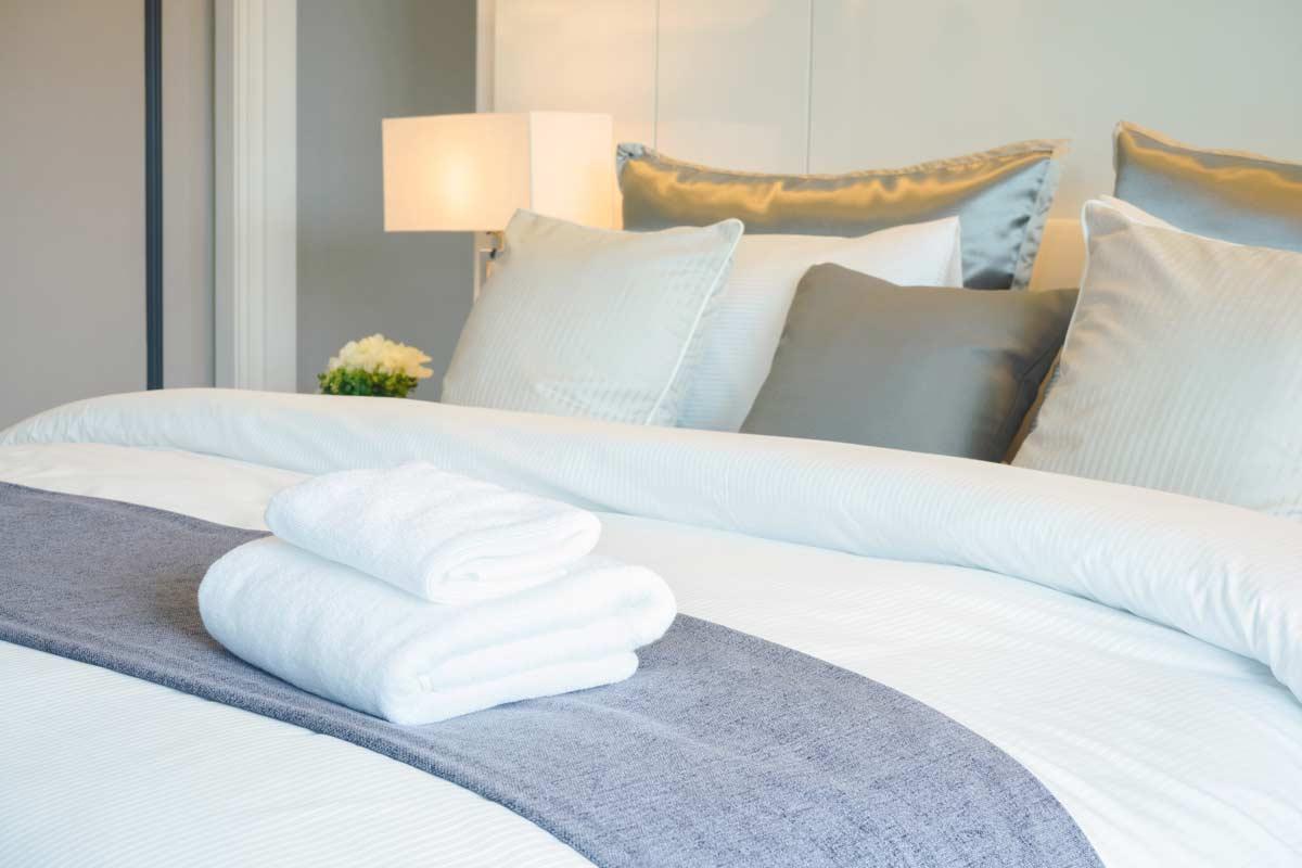Ogni quanto cambiare lenzuola e asciugamani?