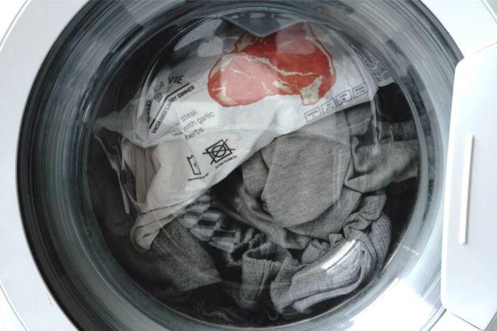 Cucinare in lavatrice con 'Sous le Vie'!