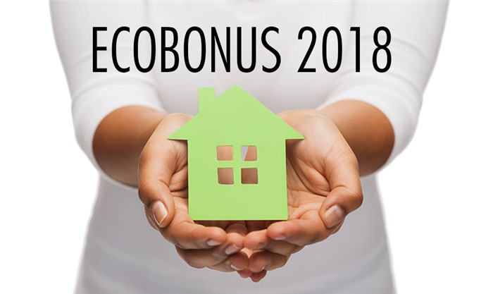 ecobonus 2018: Bonus Risparmio Energetico