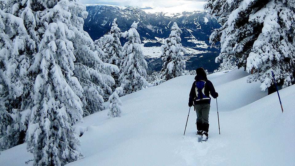Ecoturismo sulla Neve: Le migliore mete italiane per il 2017