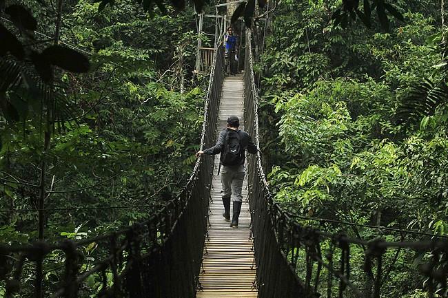 Ecoturismo Sud America: Foto del Costa rica