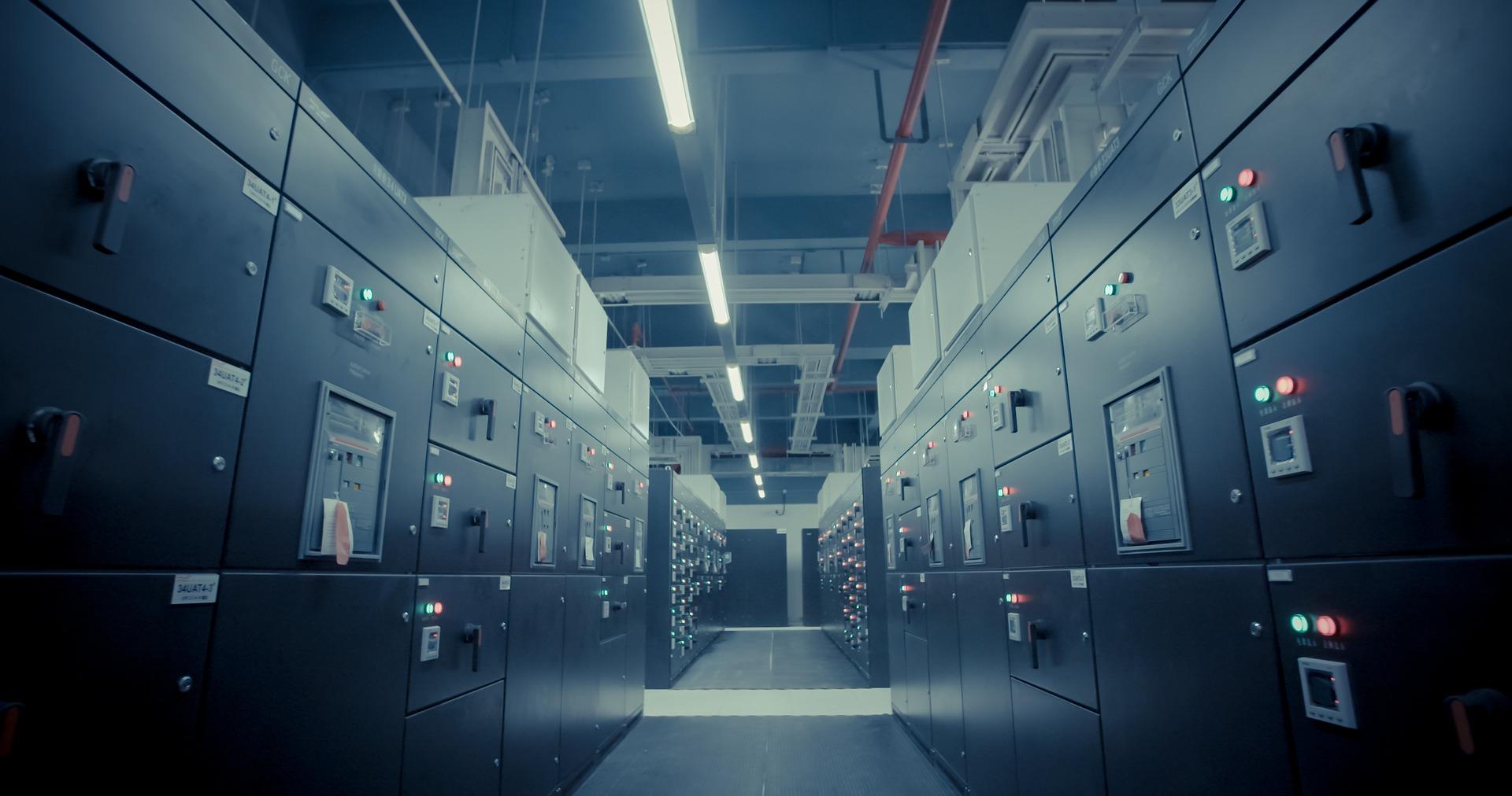 Come funziona il monitoraggio della temperatura in un data center?