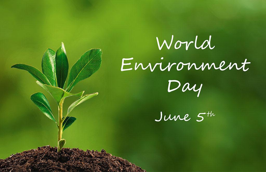 Giornata Mondiale dell'Ambiente – 5 Giugno 2017