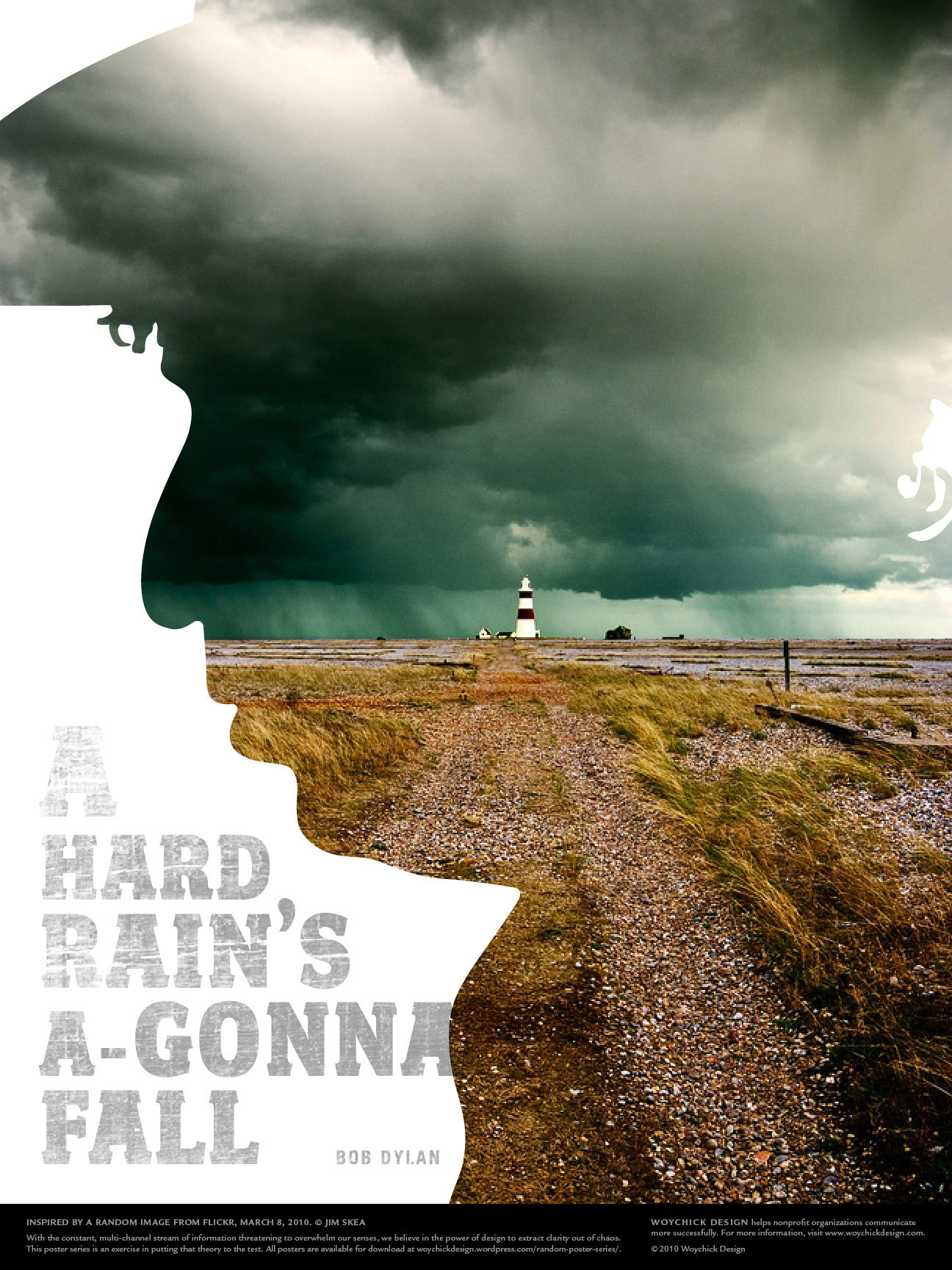 'A Hard Rain's A Gonna Fall' di Bob Dylan