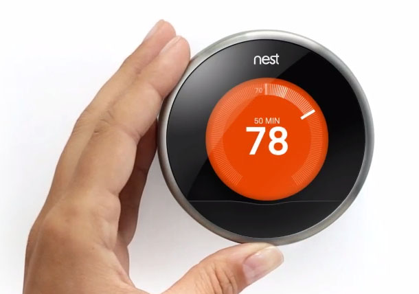 nest termostato intelligente google