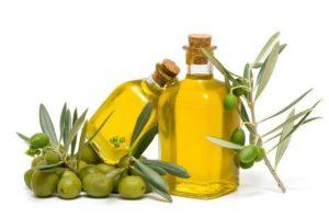 olio: Pochi grassi e di qualità