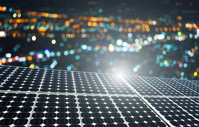 Pannelli solari: ecco quelli che funzionano senza sole
