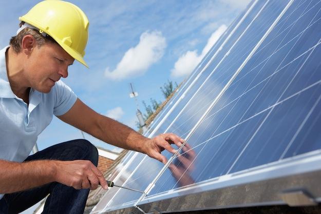 Pannelli fotovoltaici nell'architettura sostenibile