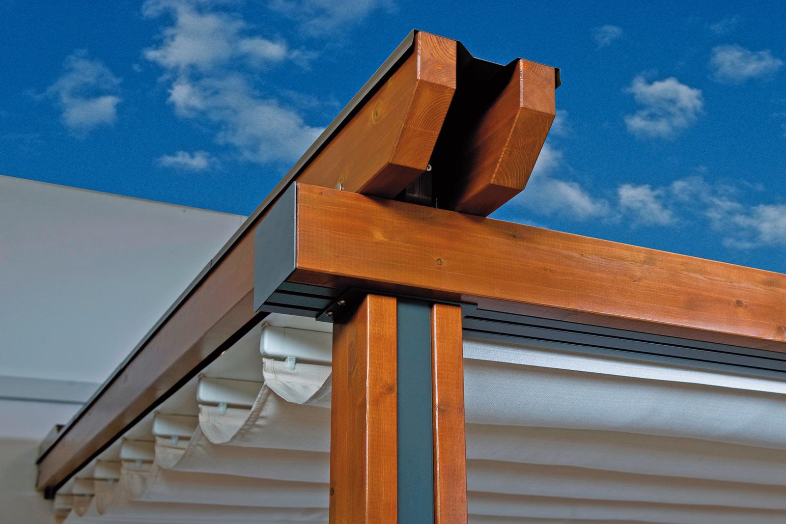 Come costruire pergolato in legno: consigli e idee