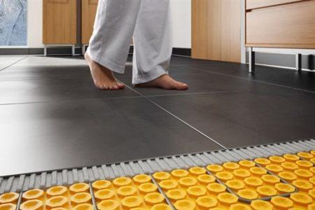 Sistemi di riscaldamento a pavimento, ecologici e funzionali