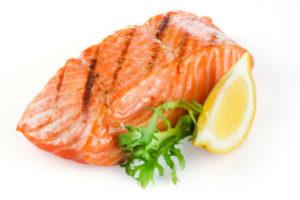 salmone: pesci ricchi di omega3 e omega6