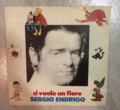 Sergio Endrigo – Ci vuole un fiore