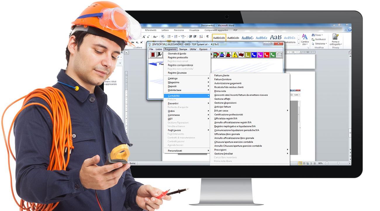 software-elettricisti gratis / pagamento