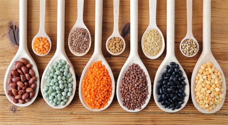 sostituire la carne nella dieta con i legumi
