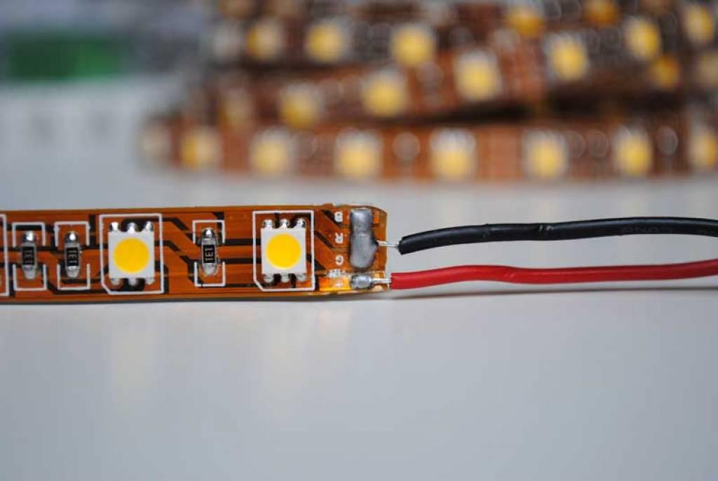 Come collegare una Striscia LED?