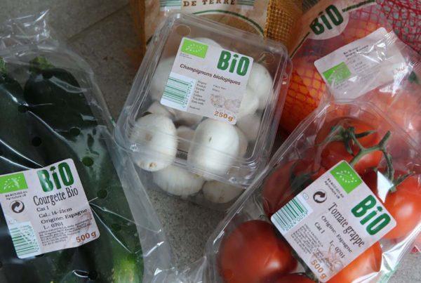 Come i supermercati speculano su frutta verdure bio