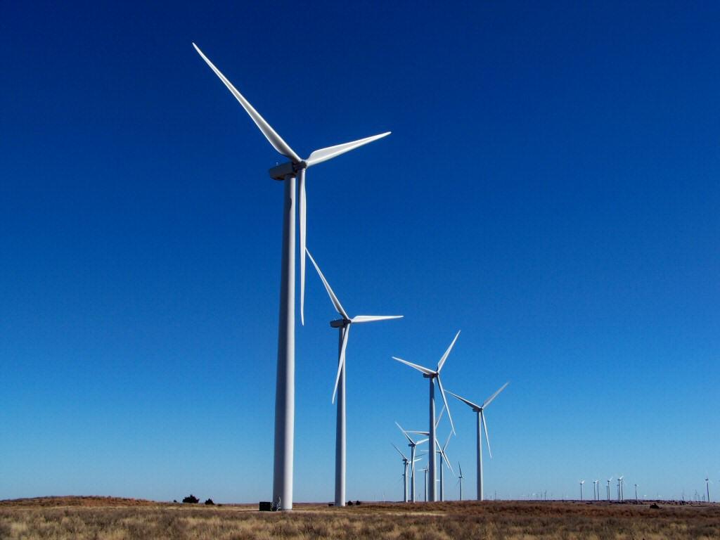 in texas l'energia eolica batte il petrolio