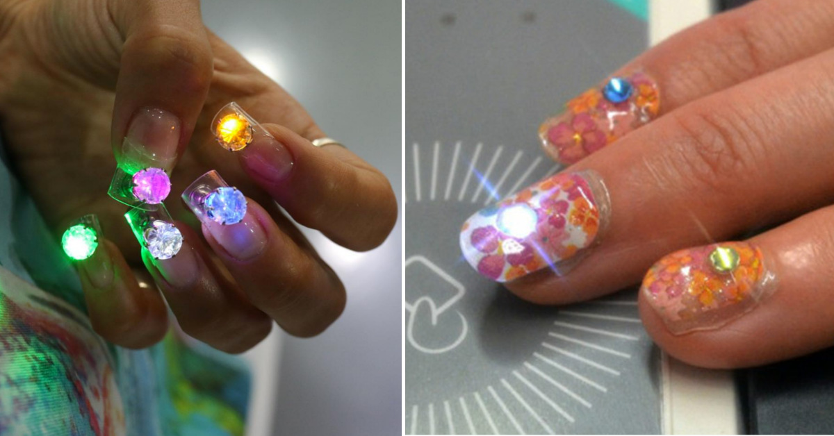 unghie 2.0 nail art LED