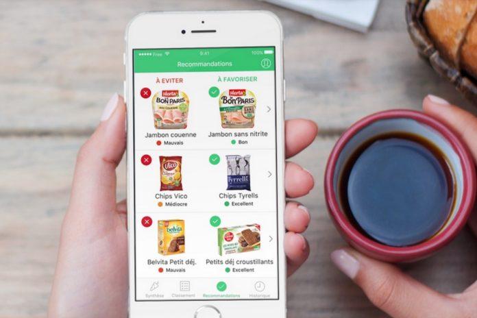 Yuka: l'app che ti aiuta a mantenere un'alimentazione sana